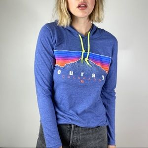 Ouray Colorado Hoodie